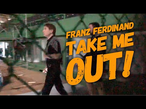 Franz Ferdinand Take Me Out LIVE at Jakarta 2018
