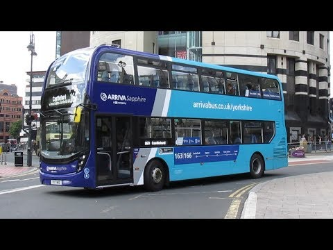 Buses & Trains in West Yorkshire Summer 2017