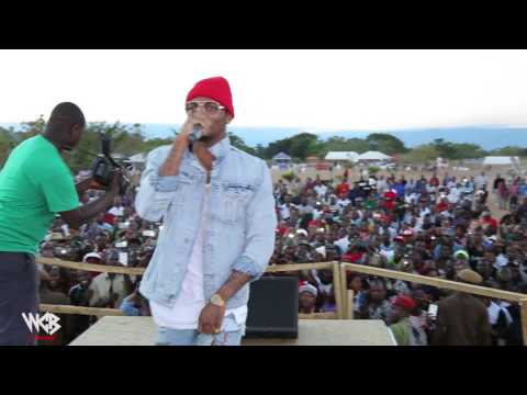 Diamond Platnumz - Live Performance At kyela  part 1 2016 ( Mbeya)
