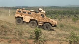 Défense: Manœuvre tactique des militaires ivoiriens formés sur les engins
