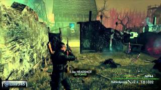 Sniper Elite: Nazi Zombie Army 2 Gameplay (PC HD)