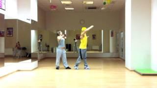 Танец в стиле Джаз-фанка.mp4