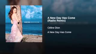 A New Day Has Come (Radio Remix)