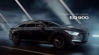 제네시스 EQ900 TV 광고 (GENESIS G90 TV CF)