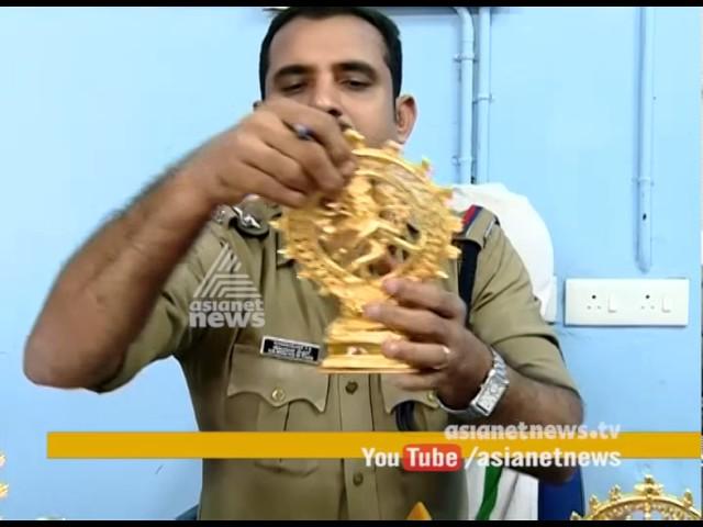 Scam by offering fake gold idol, 2 Arrested   FIR 23 Nov 2016
