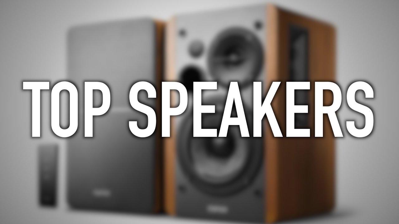 Top 5 Desktop Speakers (2016)