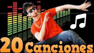 TAG 20 CANCIONES (HotSpanish)