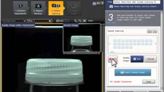 Keyence CV-X100 Auto Teach