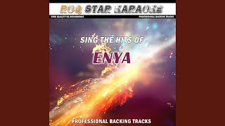 Only Time (Originally Performed by Enya) (Karaoke Version)