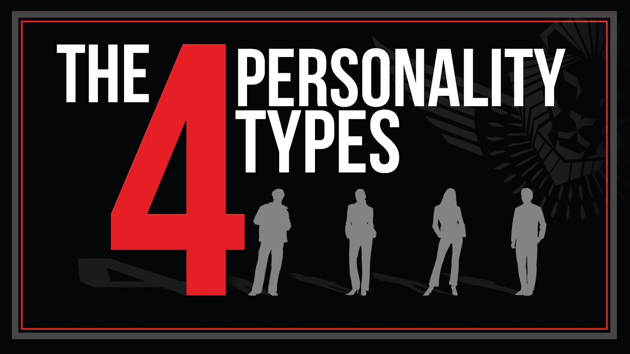 The Four Personality Types and How to Deal with Them