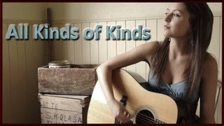 Miranda Lambert - All Kinds of Kinds | Danielle Lowe Official Cover Music Video