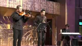 【真愛・音樂】小提琴+薩克斯風+鍵盤