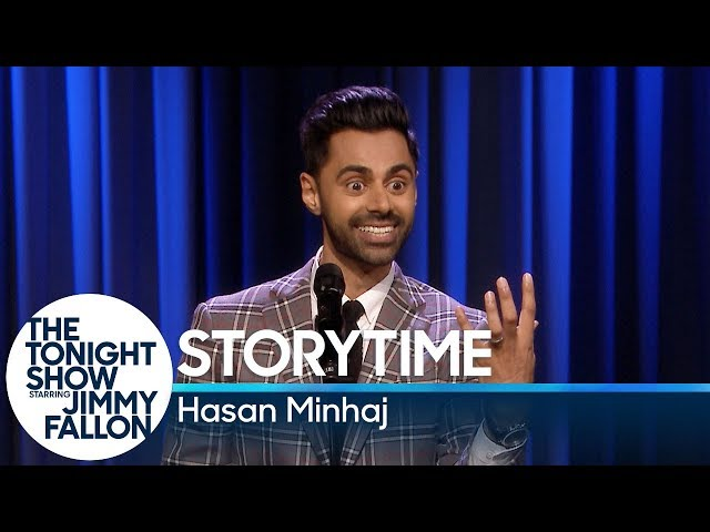 Storytime w/ Hasan Minhaj: Embarrassing Parents