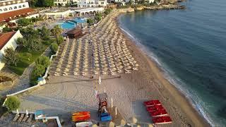 Creta Maris Beach Resort  Aerial View 2017
