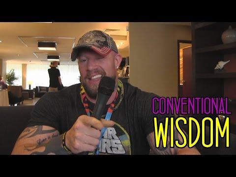 Con Men's Conventional Wisdom: Actor Rob Archer