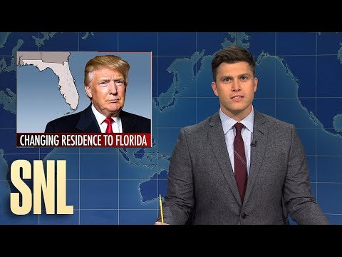 Weekend Update: Trump Moves to Florida - SNL