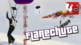 Things to Do In GTA V - Flarechute   Rooster Teeth