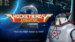 Rocketbirds 2 Evolution Gameplay 1440p PC GTX 1060