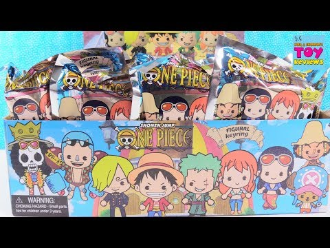 one-piece-shonen-jump-figural-keyrings-blind-bag-toy-opening-|-pstoyreviews