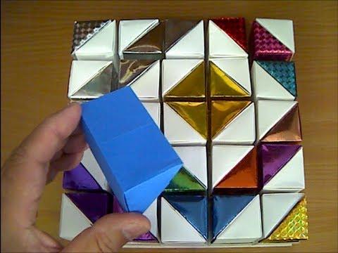紙 折り紙 折り紙ブロック : youtube.com