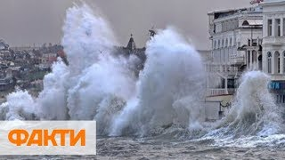 Смертельный шторм в Крыму - шестеро погибших
