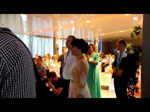 Поздравление для лучшей подруги на свадьбу - Ржачные видео приколы