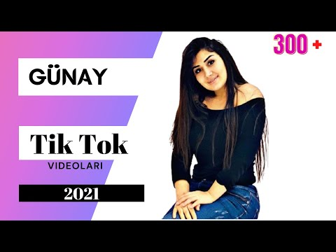 Gunay Babayeva Tik tok azerbaycan ən yeni videoları 2020