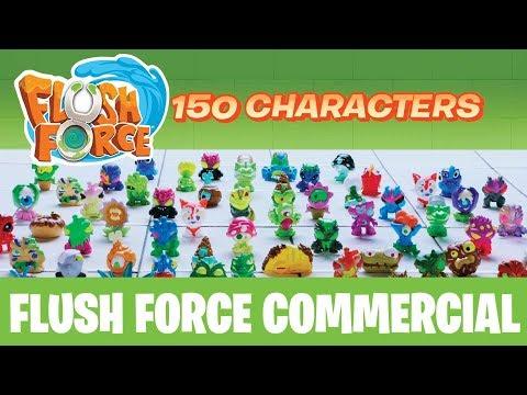 Exkluzív Force Flush Wc4 hu Játéktenger Figuragyűjtő Figurával hstQrCxd