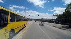 Rodando por dentro de Joinville, De Sul a Leste da cidade.