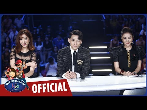 VIETNAM IDOL KIDS 2017 - TẬP 4 - STUDIO NAM - FULL HD