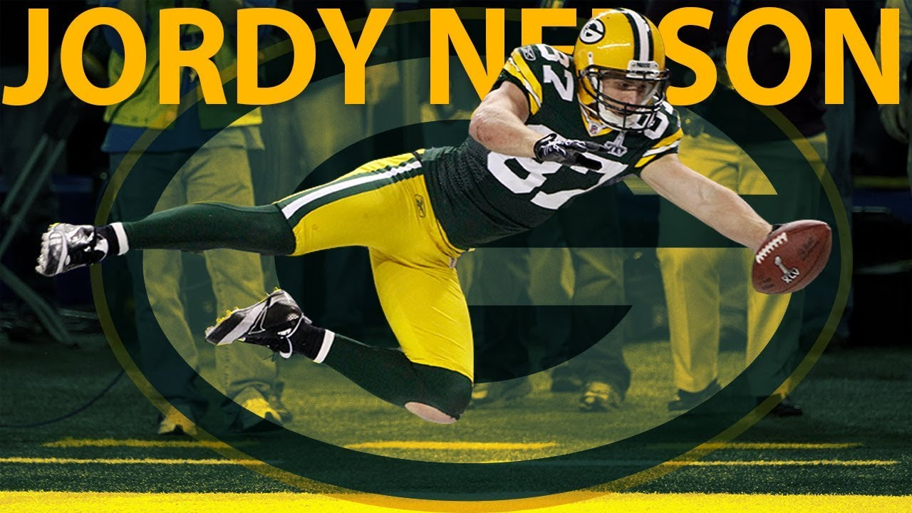 jordy nelson s best highlights with the green bay packers nfl