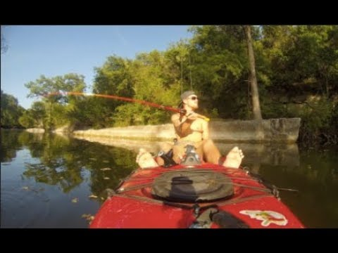 Review And Fish Of Carrot Stix Wild Orange Fishing Rod