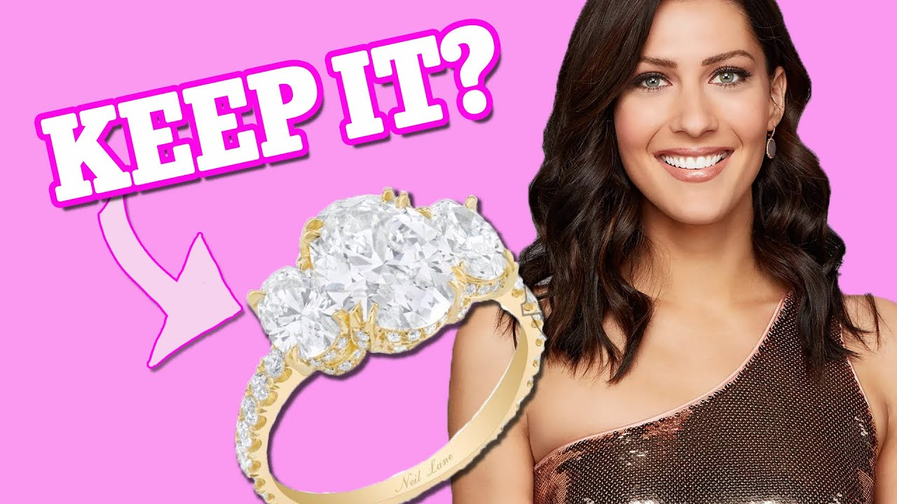 'Bachelorette' Clare Crowley says new ring doesn't mean she's ...