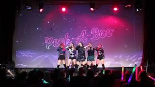 [Live] UZ Crew - Red Velvet - Peek-A-Boo - Asian Music Festival 2018