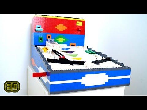 Lego Pinball Machine - V7 *ULTRA ULTIMATE*