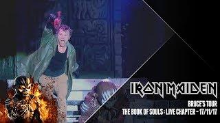 Iron Maiden - Bruce's Tour