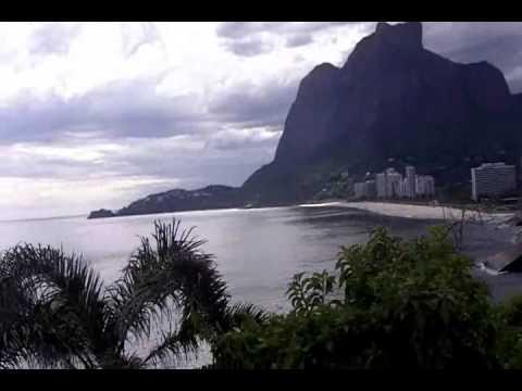 Cruising to Rio de Janeiro Brazil, November 2009
