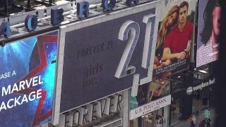Times Square: Duffy Square Live