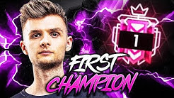 FIRST CHAMPION RANK PLAYER - Stream Highlights #1| Rainbow six siege ► Sloppy.Mkers