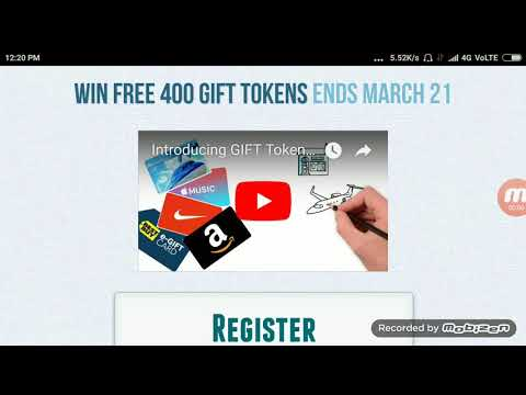 Free 1000 GIFT TOKEN Noinvestments hurryup limited offer