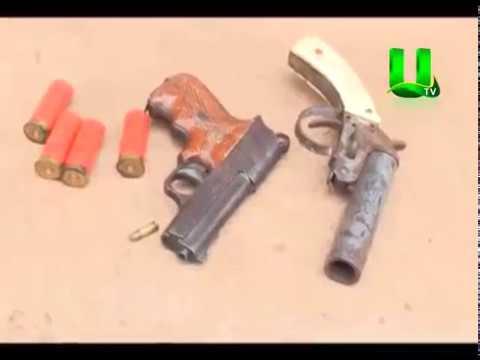 Adenta Police Arrest 8 Suspected Armed Robbers