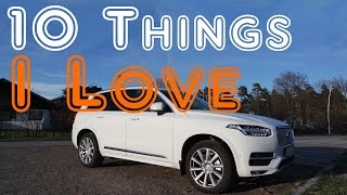 10 things I love about the 2016 Volvo XC90