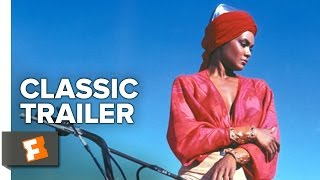 Cleopatra Jones (1973) Official Trailer - Tamara Dobson Crime Thriller Movie HD