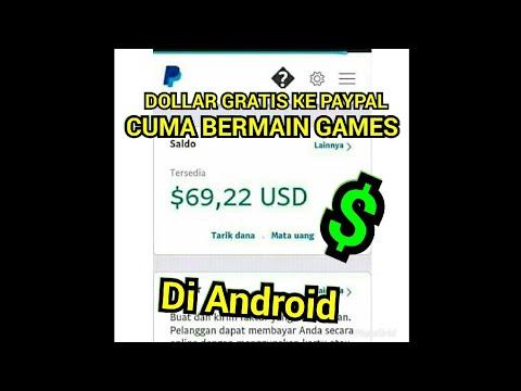 Bulbsmash Cara Mendapat Dollar Paypal Gratis Hanya Bermain Game Di Android Youtube