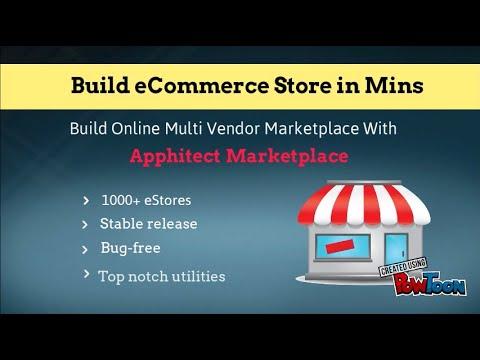 Best of Magento 2.0 Marketplace Extension - Build an eCommerce Website Like Amazon, Ebay & Alibaba