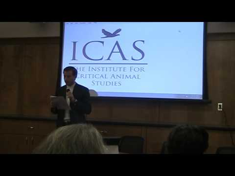 15th Annual North American Annual Conference for Critical Animal Studies Part 1