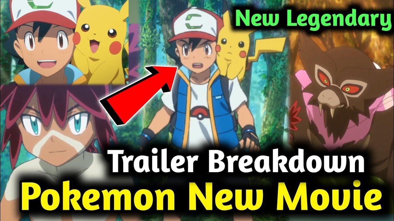 Pokemon Movie Coco Trailer Breakdown Pokemon New Movie In India Pokemon In Hindi Youtube