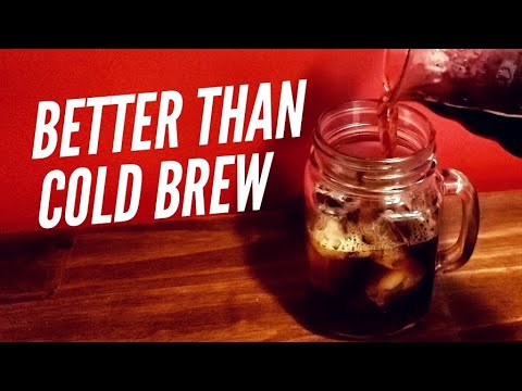 Download BEST ICED COFFEE RECIPE - Make Japanese Iced Coffee [Flash Brew] At Home - BETTER Than Cold Brew