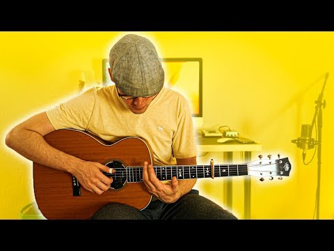 Coldplay - Yellow | Fingerstyle Guitar Cover Chords - Chordify
