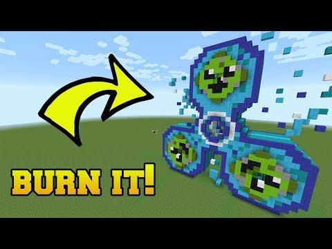 IS THAT A FIDGET SPINNER?!? BURN IT!!!